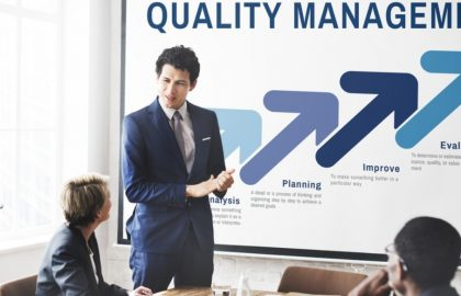 From Total Quality Management to Quality Management System